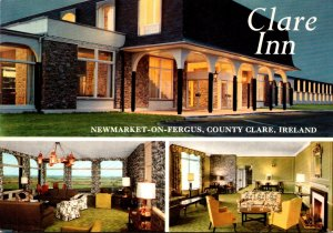 Ireland Co Clare The Clare Inn Newmarket-On-Fergus