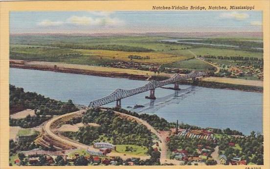 Mississippi Natchez Vidalia Bridge