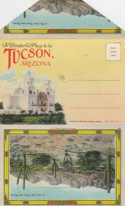 TUCSON , Arizona, 1910-30s; Folder PC, A Wonderful Place to be