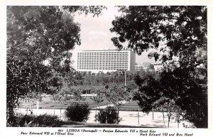 Parque Eduardo VII, Hotel Ritz Lisboa Unused