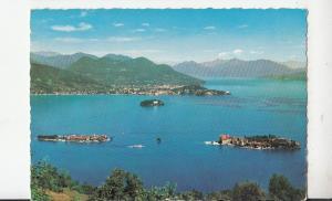 BF23108 lago maggiore golfo borromeo   italy  front/back image