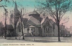 JOLIET, Illinois, PU-1916; Central Presbyterian Church