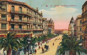 Algeria Oran Boulevard Galliéni 02.78