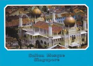 Singapore Sultan Mosque In North Bridge Road