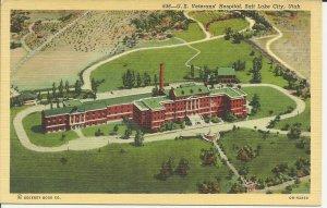 Salt Lake City, Utah, U.S. Veterans'  Hospital
