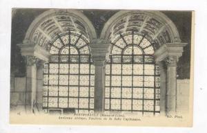 FONTEVRAULT (Maine-et-Loire), Ancienne Abbaye, Fenetres de la Salle Capitulai...
