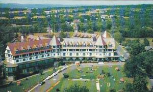 Birdseye View, The Algonquin Hotel, Saint Andrews-by-the Sea, New Brunswick, ...