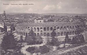 Panorama Della Guardia Vecchia, Verona (Veneto), Italy, 1900-1910s