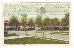 State Normal School,Farmville,Virginia ,PU-1923
