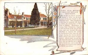 Old Beverly House West Point, New York Postcard