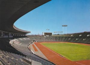 Stadium Interior , Tokio , Japan , 1964