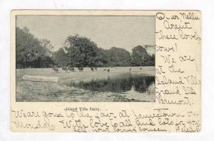 Island Villa Dairy, Vermont, PU-1907
