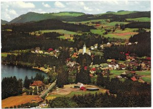 Titisee, Germany. unused. Beautiful.