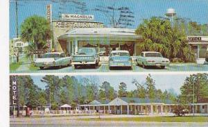 South Carolina Hardeeville Magnolia Restaurant & Motel