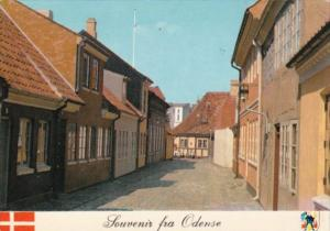 Denmark Odense Hans Christian Anderson House 1976