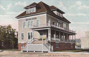 Vermont Island Pond Railroad Y M C A Building