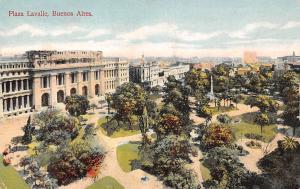 Argentina Buenos Aires, Plaza Lavalle, Square,,,
