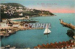 Dance Hair Postcard Old Gabon