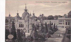 India Lucknow Hosainabad Imambara Panoramic View
