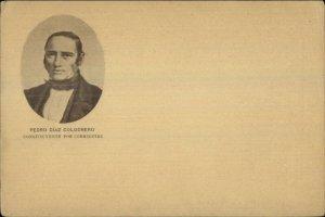 Pedro Diaz Colodero Corrientes Argentina 5 Centavos Postal Card