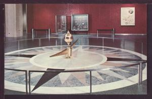 Foucault Pendulum Smithsonian Washington DC Postcard 3881