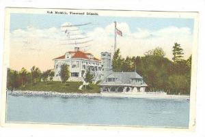 Neh Mahbin, Thousand Islands, Ontario, Canada,  PU-1923