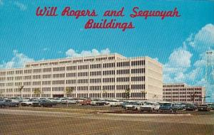 Oklahoma City Sequoyah And Will Rogers Building