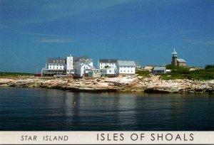 Maine Isles Of Shoals Star Island Hotel Oceanic