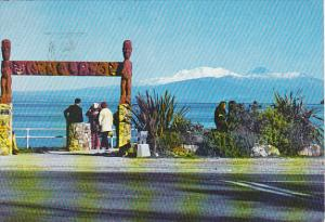 New Zealand Taupo Lookout