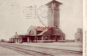 1908 UNION STATION, FREMONT, NE.