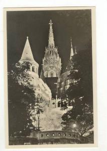 RP  Budapest, Hungary, 1910s  Bastion des Pecheurs