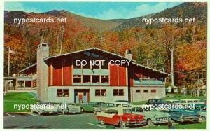Base Lodge, Whiteface Mt