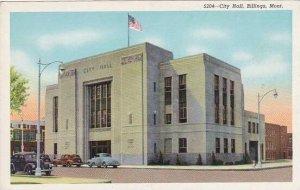 Montana Billings City Hall