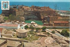 Postal 51381: MELILLA - La ciudad antigua