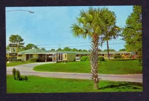 FL Gator Court CT Motel GAINESVILLE FLORIDA PC Postcard