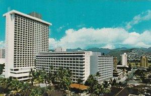 WAIKIKI, Oahu, Hawaii, 40-60s; Princess Kaiulani Hotel