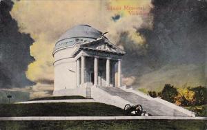 Illinois Memorial National Military Park Vicksburg Mississippi