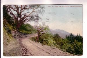 Mount Tamalpais California from the River, Edward Mitchell