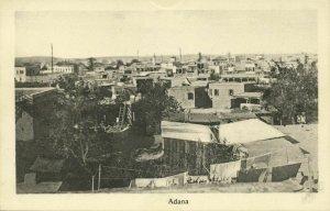 turkey, ADANA, Partial View (1920s) Trau & Schwab Postcard