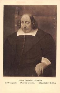 Jacob Jordaens 1593-1678 Portrait d'homme, Maennliches Bildnis