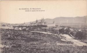 El Escorial: El Monasterio Desde El Paseo De Los Pinos, Spain, 1900-1910s