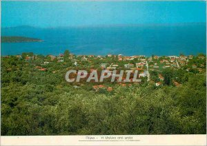 Modern Postcard The Picturesque Pelion Milina