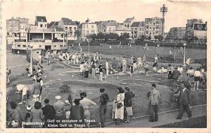 Belgium Blankenberge Golf en Miniature et Tennis, Minigolf