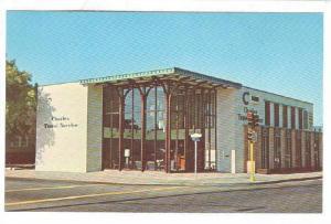 Charles Travel Service, Stockton, California, 1940-1960s