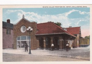 CHILLICOTHE , Ohio, 1910s-20s ; Scioto Valley Traction Co.