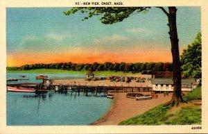 Massachusetts Onset The New Pier