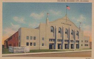 OKLAHOMA CITY , 1930-40s ; Coliseum