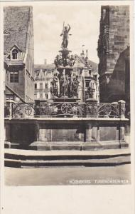 Germany Nuernberg Tugendbrunnen Photo
