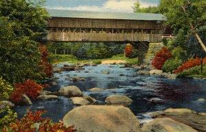 NH - Jackson. Covered Bridge