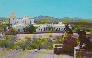 Arizona Tucson Mission San Xavier Del Bac